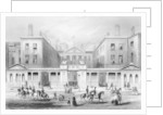 The Admiralty, Whitehall by Brown
