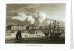 The West India Docks by Matthews