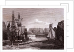 The Entrance to the London Docks by Catherine Nelson