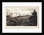The West India Docks, Blackwall. For Dr Hughson's Description of London by Robert Bremmel Schnebbelie