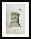 Mortella Tower, Corsica by C. F. D.
