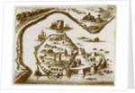 The city of Diu by Baldaeus