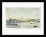 View of the Harbor of Port Louis - Berkley Sound, East Falkland by Lowcay