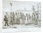 A Government Jail Gang. Sydney N.S Wales by Augustus Earle