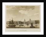 Greenwich Hospital by Samuel Ireland