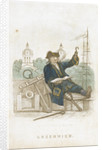 Greenwich Pensioner by Charles Castle