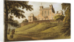 Flamsteed House (Royal Observatory, Greenwich Park) by Thomas Hosmer Shepherd