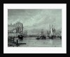 Greenwich (Greenwich Hospital and River Thames) by Augustus Wall Callcott