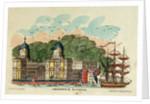 Greenwich Hospital by D. Ash
