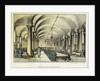 Dining Hall, Greenwich by W. Bligh Barker