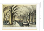 Dining Hall, Greenwich by W. Bligh Barker
