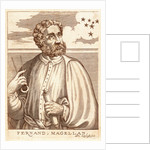 Ferdinand Magellan (1480-1521) by Nicolas de Larmessin