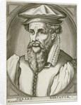 Gerard Mercator (1512-1594), Flemish geographer and cartographer by Nicholas de Larmessin