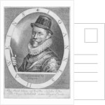Admiral Sir John Hawkins (1532-1595) by Willem van de Pass(e)