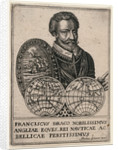 Sir Francis Drake (1540-1596) by Abraham Grimmer