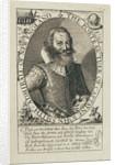 Captain John Smith, Admiral of New England by Simon van de Passe