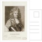 Sir Edward Spragge by Edward Harding