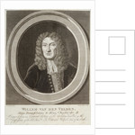 Willem van de Velde, the Elder by Godfrey Kneller
