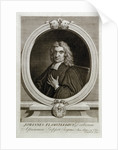 John Flamsteed by Thomas Gibson