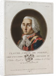 Count de Forbin by Antoine Louis Francois Sergent