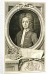Abraham Sharp by George Vertue