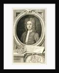 Abraham Sharp by George Vertue