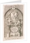 Captain Philip de Sausmaurez's monument by A. Smith