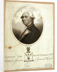 Captain Sir Richd Pearson Knt. Lieutenant Governor of Greenwich Hospital by Charles Grignion