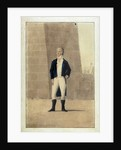 Unknown gentleman wearing officer's uniform of 1795-1812 by unknown