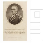 James Richard Dacres, Esq, Vice Admiral of the Red Squadron by R. Page