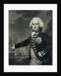 Alexander Hood, Lord Bridport (1727-1814) by Lemuel Francis Abbott