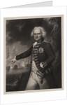 Alexander Hood, Viscount Bridport (1727-1814) by Lemuel Francis Abbott