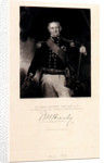 Sir Thomas Masterman Hardy, Bart, G.C.B. Vice Admiral of The Blue, Governor of Greenwich Hospital by Richard Evans