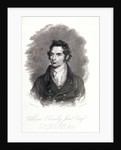 William Scoresby, Junr. Esqr. F.R.S.E. &c by A. Mosses