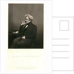 Sir John F.W. Herschel, Bart. by John Jabez Edwin Mayall