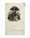 Horatio Nelson (1758-1805) by Lemuel Francis Abbott