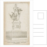 Statue to the Memory of Admiral Lord Nelson by unknown