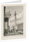 Nelson's pillar, Sackville Street, Dublin by George Petrie