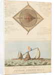 A Correct Plan and Elevation of the Famous French Raft by British School