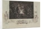Death of Lord Nelson, Trafalgar Octr 21 1805 by Arthur William Devis