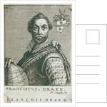 Sir Francis Drake (1540-1596) by Nicolas de Larmessin