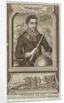Sir Francis Drake (1540-1596) by B. Cole