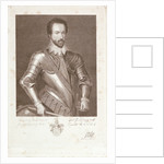 Walter Raleigh by George Vertue