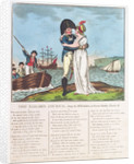 The Sailor's Journal. Sung by Mr Incledon at Covent Garden Theatre, &c by Robert Laurie & James Whittle