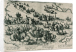 Action at Vlissenge [Flushing], April 1573 by unknown