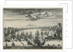 De stadt Colombe by unknown
