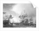 Battle of Beveziers, 10 July 1690 by Jean Antoine Theodore Gudin