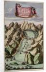 Verbeelding van de Baayen Havens van Vigos, met de verovering der Fransche oorlogs-en Spaansche zilvervloot by unknown