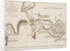 Plan of St Lucia in the West Indies, December 1778 by T. Bowen