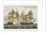 Capture of the 'Mahonesa', 13 October 1796 by Thomas Whitcombe